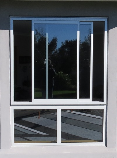Aluminium windows wairarapa aluminum window wellington for Double glazed window glass
